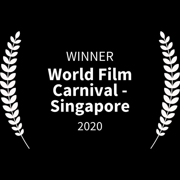 WINNER - World Film Carnival - Singapore - 2020